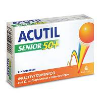 ACUTIL Senior 24 compresse
