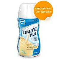 ENSURE PLUS FRAGOLA 200ML