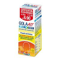 GOLA ACT SPRAY FORTE 20ML