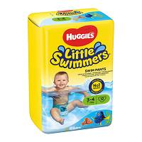HUGGIES LITTLE SWIMMERS S/P12P