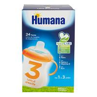 HUMANA 3 JUNIOR DRINK 800G
