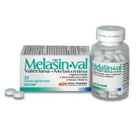 MELASIN VAL 1MG 30CPR 220MG