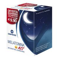 MELATONINA ACT 1MG 150CPR