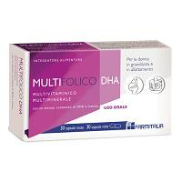 MULTIFOLICO DHA 30CPS+30CPS
