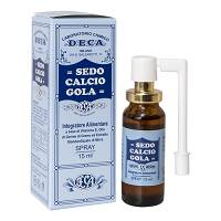 SEDO CALCIO GOLA SPRAY 15ML