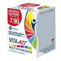 VITA ACT MULTIVITAMINICO 30CPR