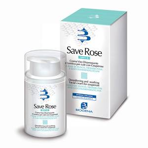 SAVE ROSE CR ANTICOUP 50ML